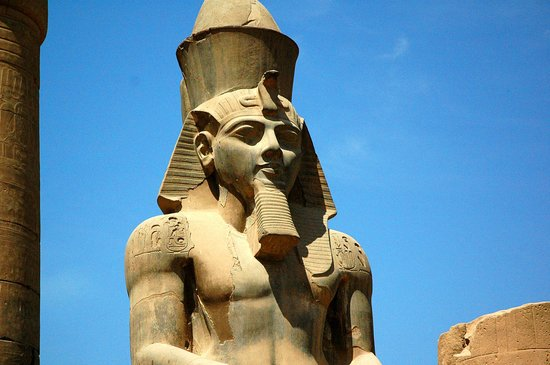 Louxor, gypte : luxor temple 