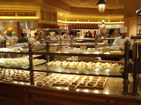 bellagio buffet