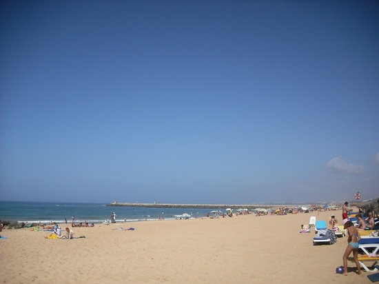 Vilamoura, Portugal: Beach
