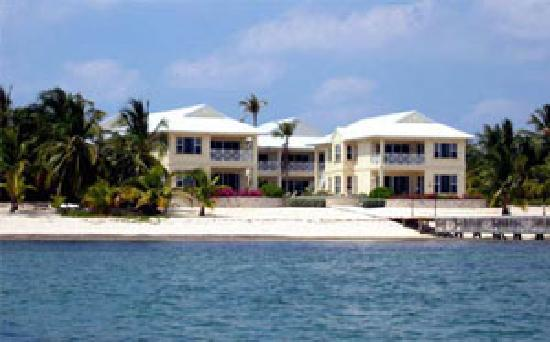 The Club at Little Cayman: The Club Viewed From The Sea
