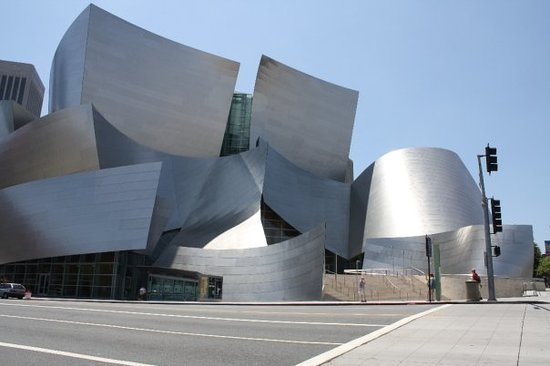 Photos of Walt Disney Concert Hall, Los Angeles
