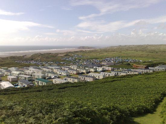Campsites In Wales Near A Beach For Families