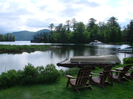 Lake Placid, Нью-Йорк: Placid bay inn
