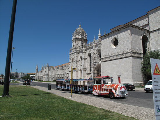 Monastery of Jeronimos (Mosteiro dos Jeronimos)