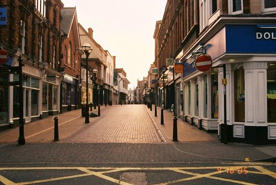 Ipswich, UK: Ipswitch England.. Awsome town