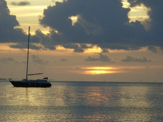 Islamorada, : another beautiful sunset