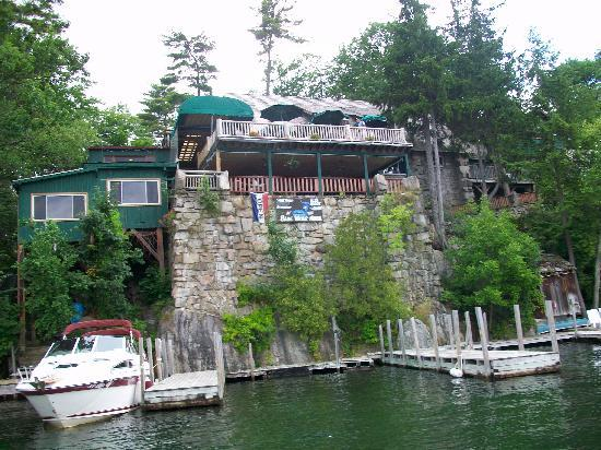 Blue Manor Restaurant Lake George