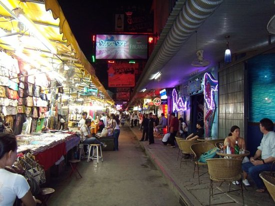 Photos of Patpong Night Market, Bangkok