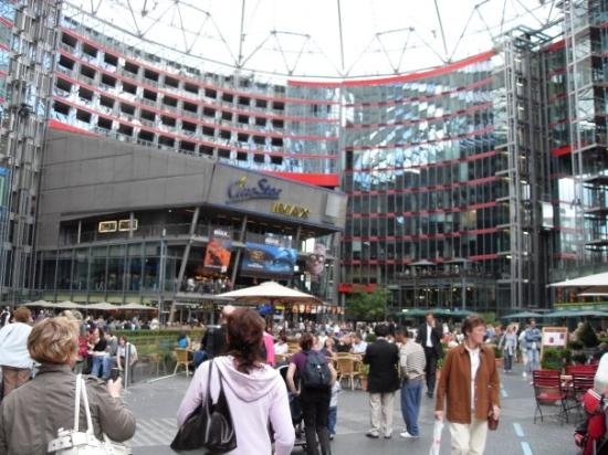 Photos of Potsdamer Platz, Berlin