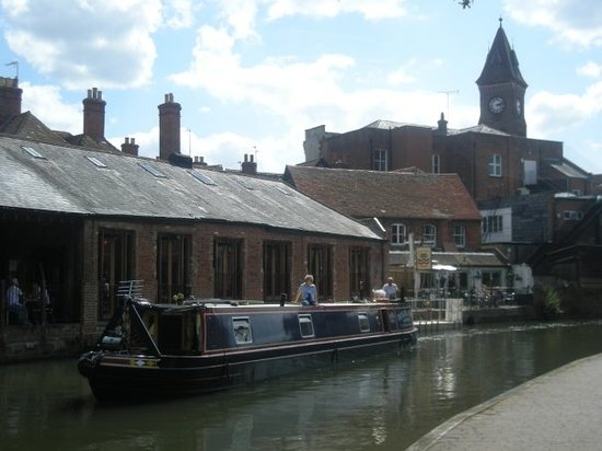 Cheap Hotels In Newbury