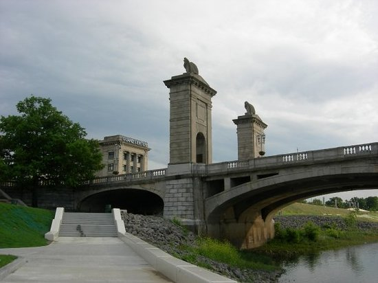 Wilkes-Barre, PA: Park Entrance