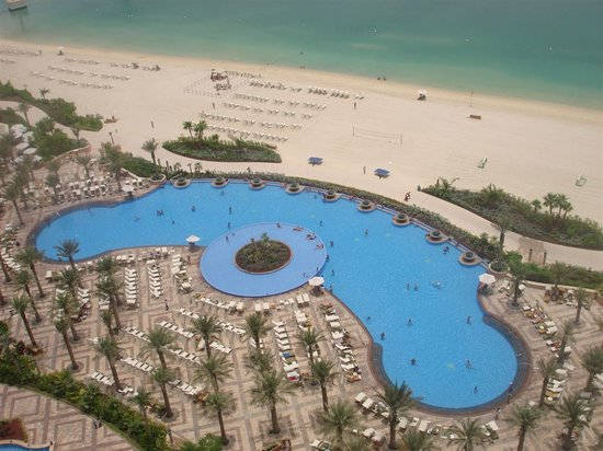 Piscine royale picture of atlantis the palm dubai for Atlantis piscine