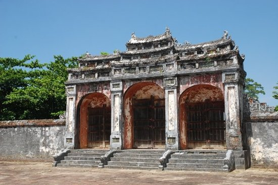 Vietnam 2007 - Hue