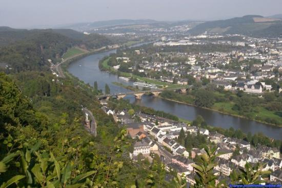 Trier Germany  city photo : Trier Germany, Mosel River shot