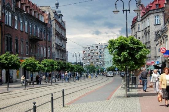Zabrze:  City where my dad worked in the Coal Mine for many years, and I attended Grades 1 - 4.