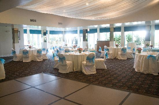 Longboat Key Club &amp; Resort: Wedding Reception at Island House