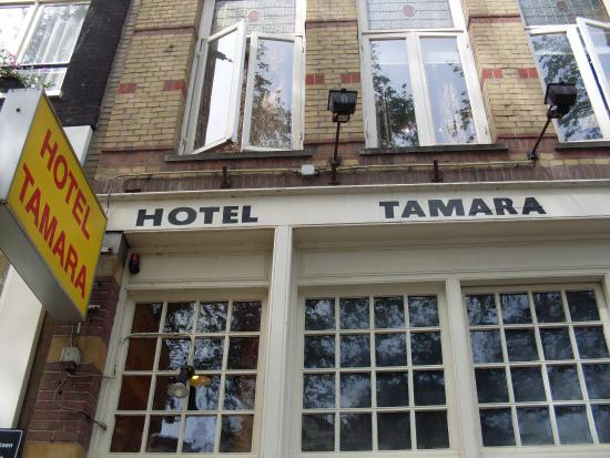 Hotel Tamara: Exterior