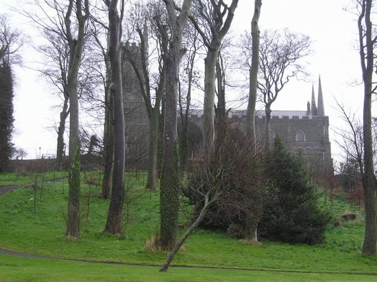 Down Cathedral Ireland Down Cathedral Downpatrick