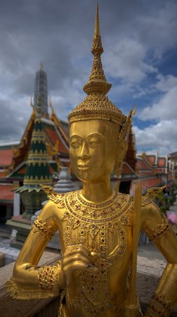 Bangkok, Tailandia: Grand Palace