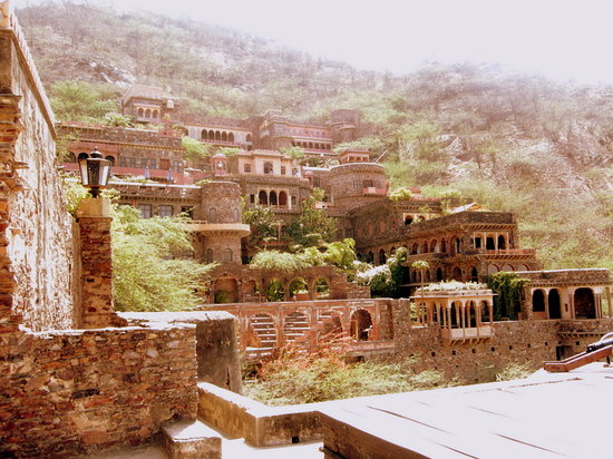 Alwar, India: neemrana fort