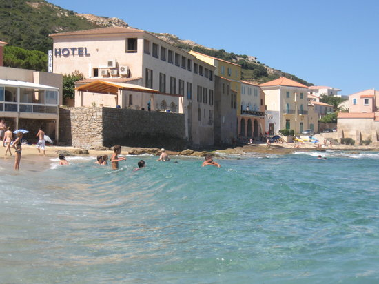 Photo of Hotel Beau Rivage Algajola