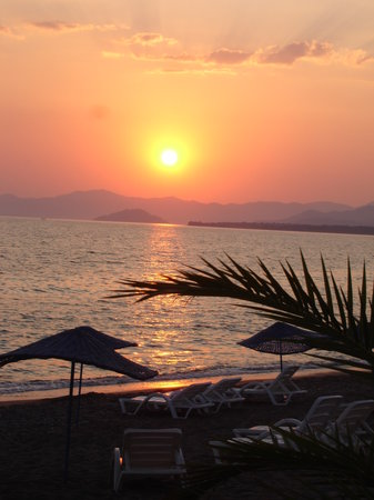 Fethiye, Turkiet: bliss
