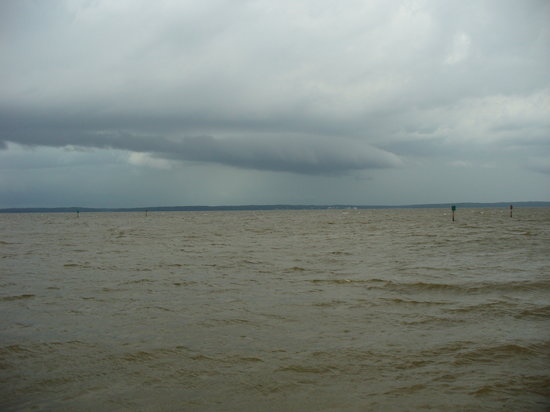 Jackson, MS : July Storm - Barnett Reservoir 