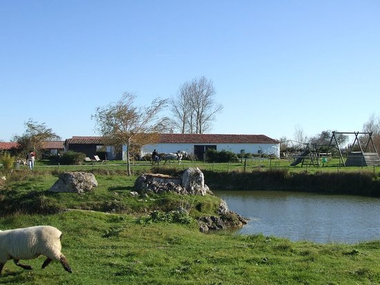 Gite du Domaine des Poirasses