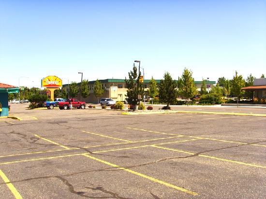 Days Inn Richland: Surrounding area