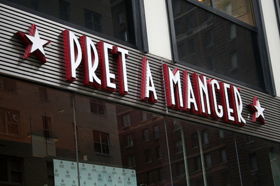 Pret A Manger Restaurant Reviews, New York City, New York ...