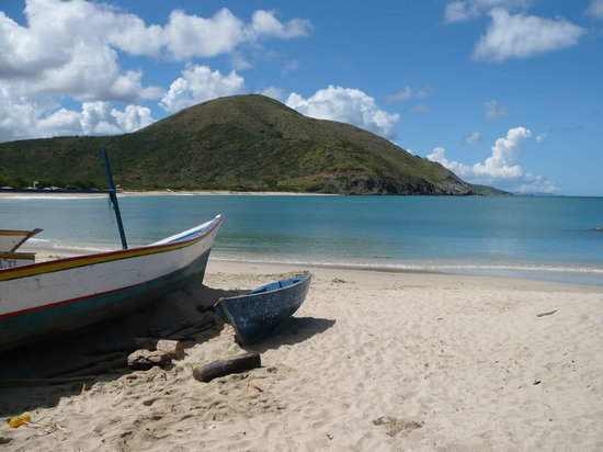 : Playa Saragoza-Isla de Margarita
