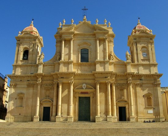 Noto - The Duomo