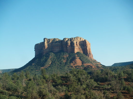 Sedona, AZ: Views are gorgeous