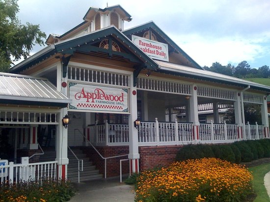 Applewood Farmhouse Grill Sevierville Menu Prices & Restaurant Review