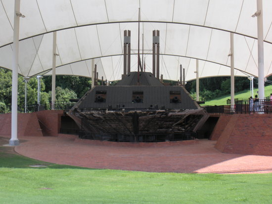 Vicksburg, Mississippi: USS Cairo