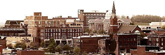 Saint Joseph, MO: Downtown St. Joseph