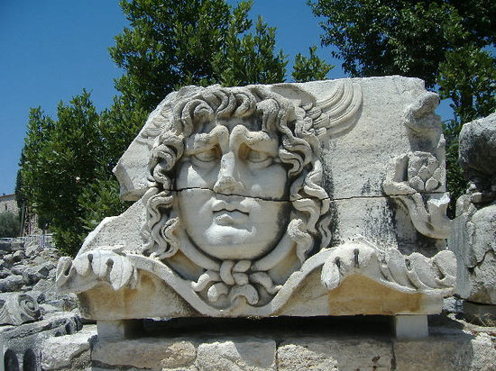 Altinkum, Turkiet: apollo
