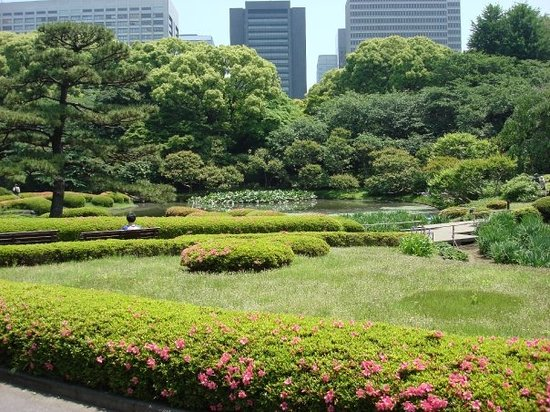 Beautiful gardens of the Imperial palace. - Picture of The East Gardens of th...