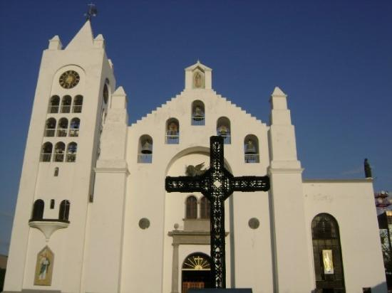 catedral de san marcos,tuxtla gutierrez