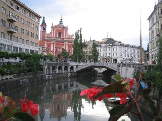 Attracties in Ljubljana