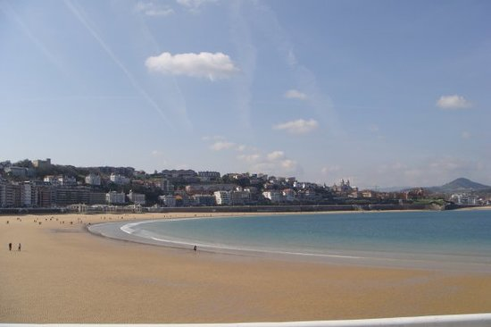 La Concha Beach (San Sebastian - Donostia, Spain): Address, Tickets & Tou...