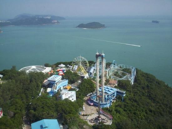 Photos of Ocean Park, Hong Kong