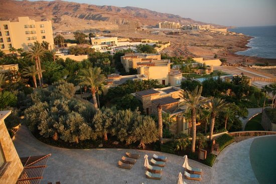 Sweimah, Jordan: Hotel overview - Kempinski Hotel Ishtar Dead Sea