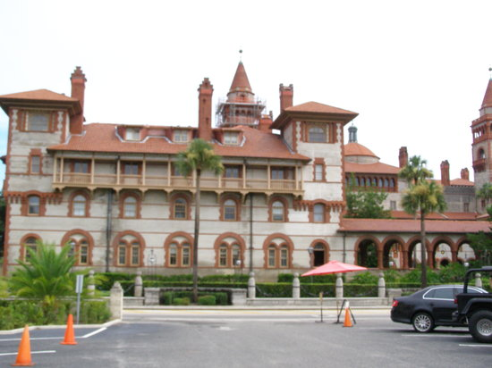 Saint Augustine, Floride : Flagler college 