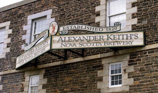 , : Alexander Keith&#39;s Brewery.