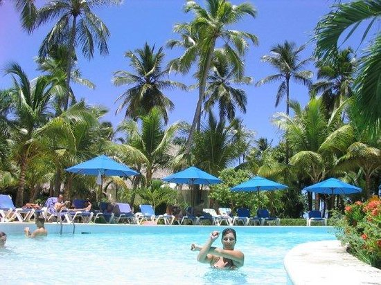 Dreams Palm Beach Punta Cana: Piscina del Occidental Allegro