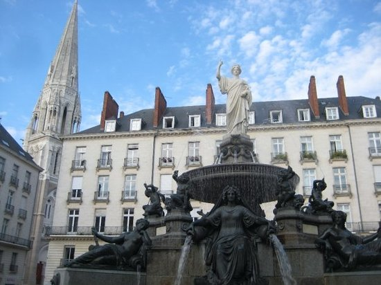 Nantes hotels