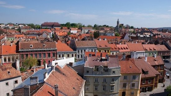 Bed and Breakfast i Sopron