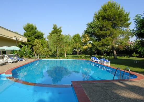 Hotel Al Duemila: Hotel swimming Pool