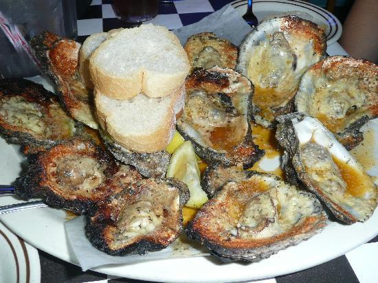 Acme Oyster House: Char Grilled Oysters